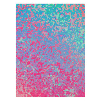 Tablecloth Colorful Corroded Background