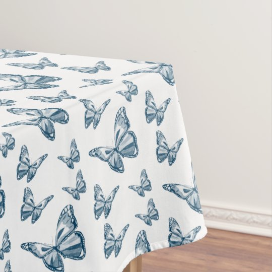 Tablecloth Doves