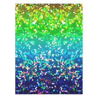 Tablecloth Glitter Graphic