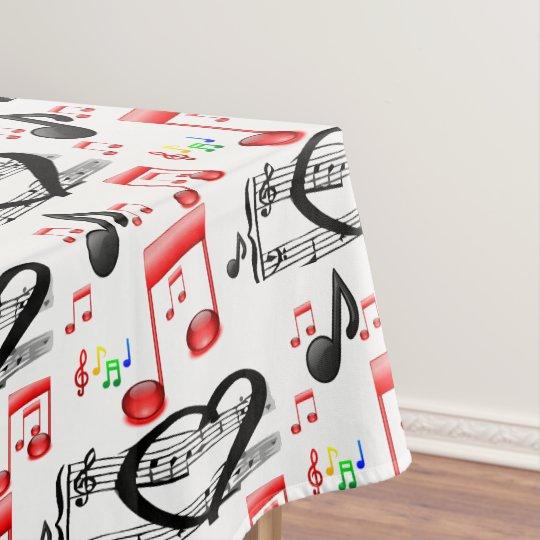 Tablecloth Musician