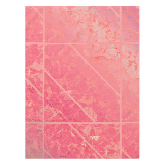 Tablecloth Pink Marble Texture