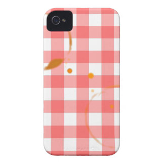 Tablecloth Ring Stains iPhone 4 Covers