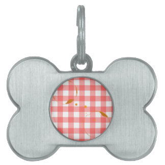Tablecloth Ring Stains Pet Tag