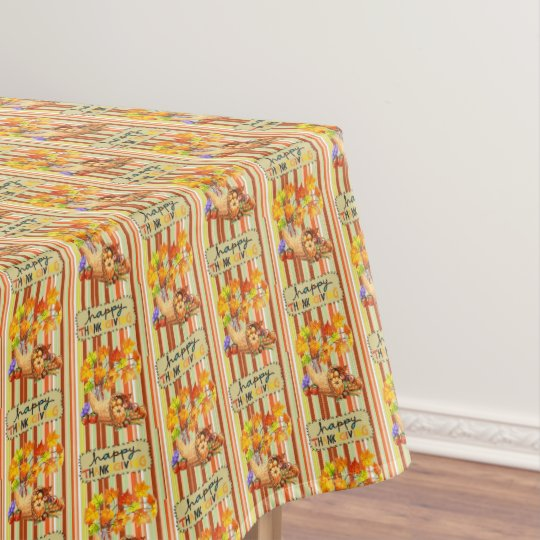 Tablecloth Thanksgiving