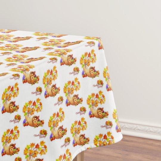 Tablecloth Thanksgiving