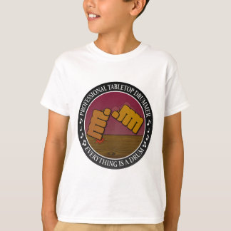 Tabletop drummer T-Shirt