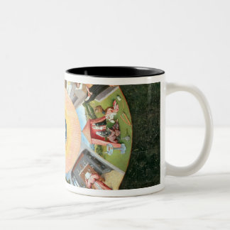 Tabletop of the Seven Deadly Sins Two-Tone Mug