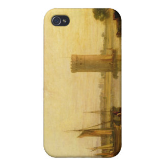 Tabley, the Seat of Sir J.F. Leicester, Bart iPhone 4 Cover