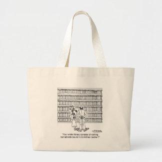 Tabloids Bound in Corinthian Leather Bag