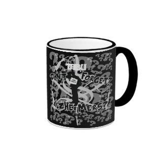 TABU Alzheimer  11oz Awareness Coffee Mug