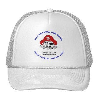 tachikawa air base  japan hat