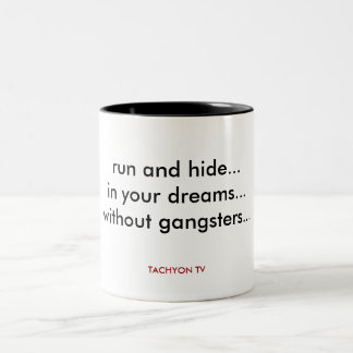 Tachyon TV Gangsters Mug