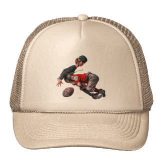 Tackled Mesh Hat