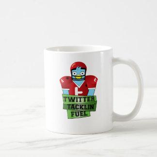 Tacklin' Fuel Coffee Mugs