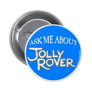 Tacky Jolly Rover Marketing Button