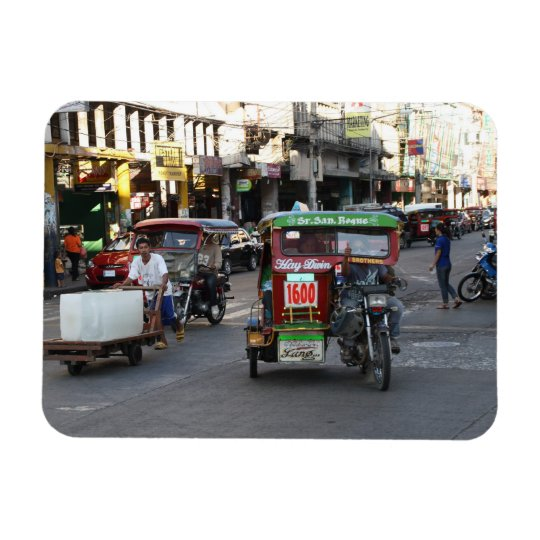 Tacloban City Rectangular Photo Magnet