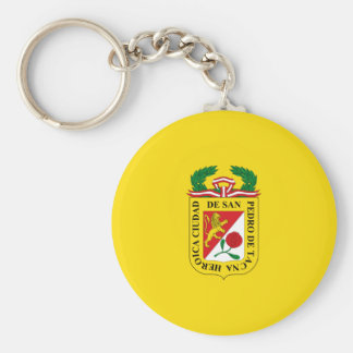 Tacna, Peru Key Ring