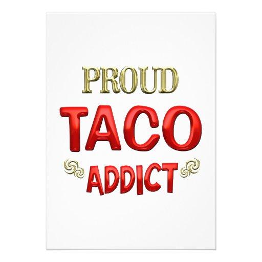 Taco Addict Announcements