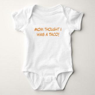 Taco Baby Baby Bodysuit
