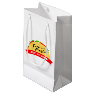 Taco 'Bout A Fiesta Small Gift Bag