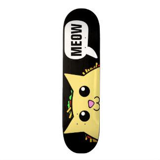 Taco Cat Custom Skateboard