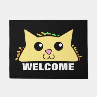Taco Cat Doormat