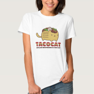 Taco Cat Tshirt