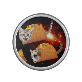 Taco Cats Space Bluetooth Speaker