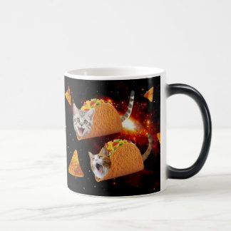Taco Cats Space Magic Mug