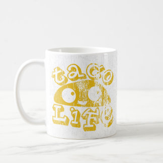 Taco Life DS Coffee Mug