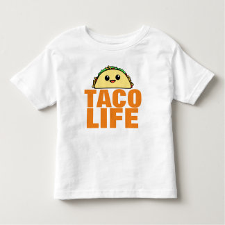 Taco Life Toddler T-Shirt