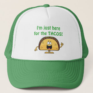 Taco Lover Trucker Hat