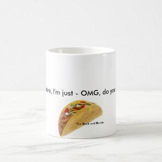 Taco! - Morphing Mug