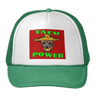 TACO POWER CAP