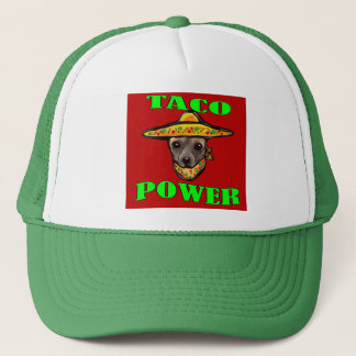 TACO POWER TRUCKER HAT