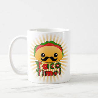 Taco Time Coffee Mug