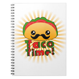 Taco Time Notebook