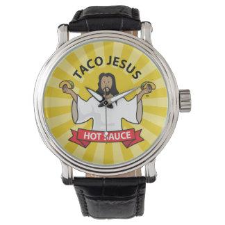Taco Time! Wristwatch