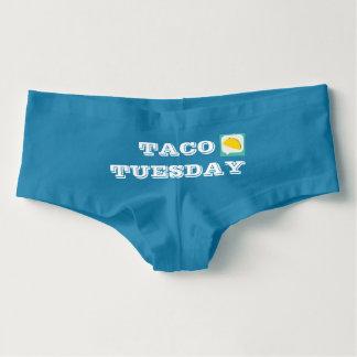Taco Tuesday Boy Shorts