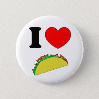 Taco Wear 6 Cm Round Badge
