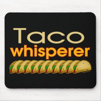 Taco Whisperer Mousepads