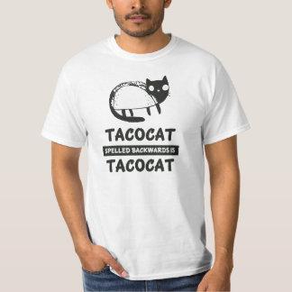 Tacocat Spelled Backwards Is Tacocat T Shirt