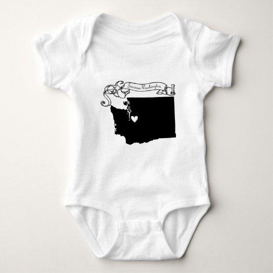 Tacoma Baby Bodysuit