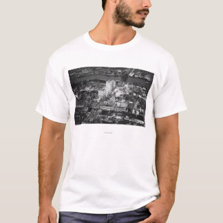 Tacoma, WA View of Business District from Air T-Shirt