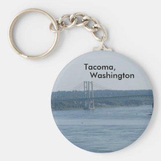 Tacoma, Washington Key Ring