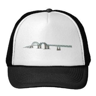 Tacony Palmyra Bridge: 3D Model: Cap