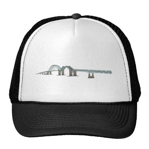 Tacony Palmyra Bridge: 3D Model: Hat