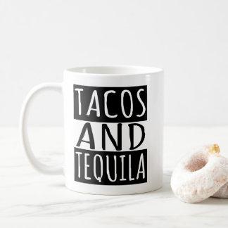 Tacos And Tequila Coffee Mug