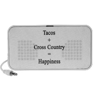 Tacos Plus Cross Country Equals Happiness Travel Speakers