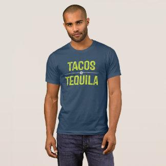 Tacos & Tequila. Drinking shirt. T-Shirt